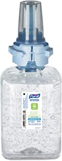 PURELL 870304CT Advanced Green Certified Instant Hand Sanitizer Refill Gel, 700 mL (Case of 4)