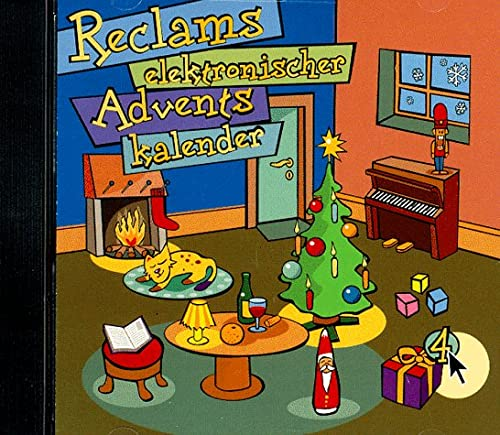 Reclams elektronischer Adventskalender. CD- ROM für Windows ab 3.1