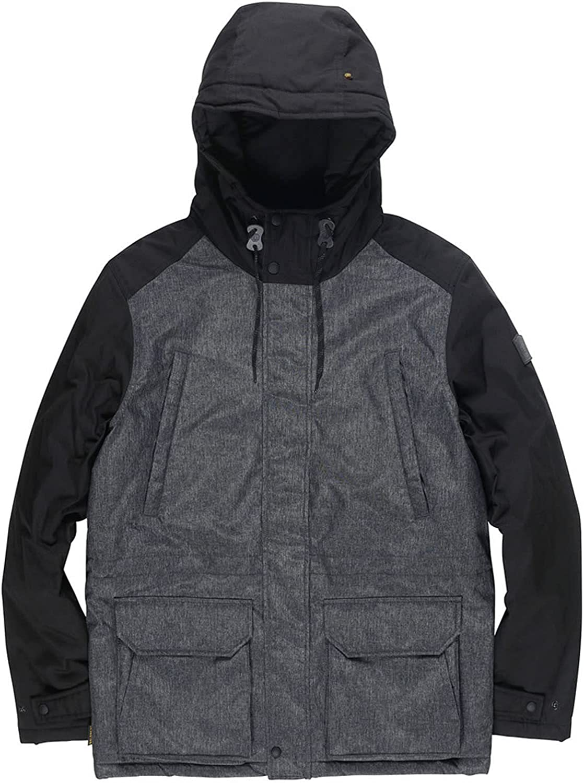 Element Valdez 2tones Mens Max 80% OFF Jacket 2021 spring and summer new