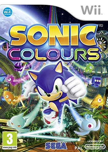 Sonic Colours [Importación francesa]