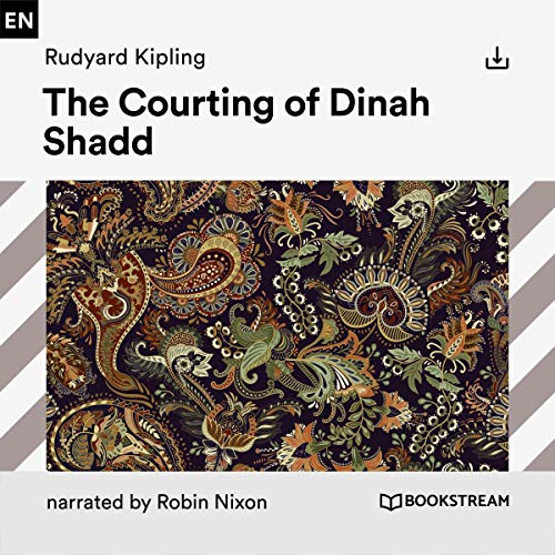 The Courting of Dinah Shadd cover art