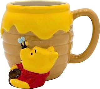Disney Alice in Wonderland Cheshire Cat 3D Sculpted Ceramic Mug 23-ounces SBWTP3063D