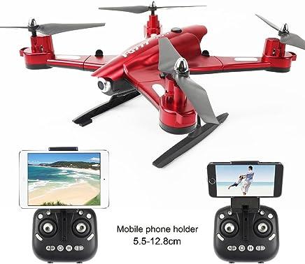 Drone FQ777 FQ02W 720P Câmera HD Wifi FPV Transformável dobrável 2.4G 4CH 6-Axis Gyro G-Senseor Selfie Drone RTF Quadcopter