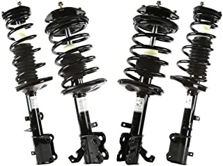 Auto Shack CST080-132PR Set of 4 Complete Strut Assemblies