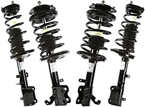 Prime Choice Auto Parts CST080-132PR Set of 4 Complete Strut Assemblies