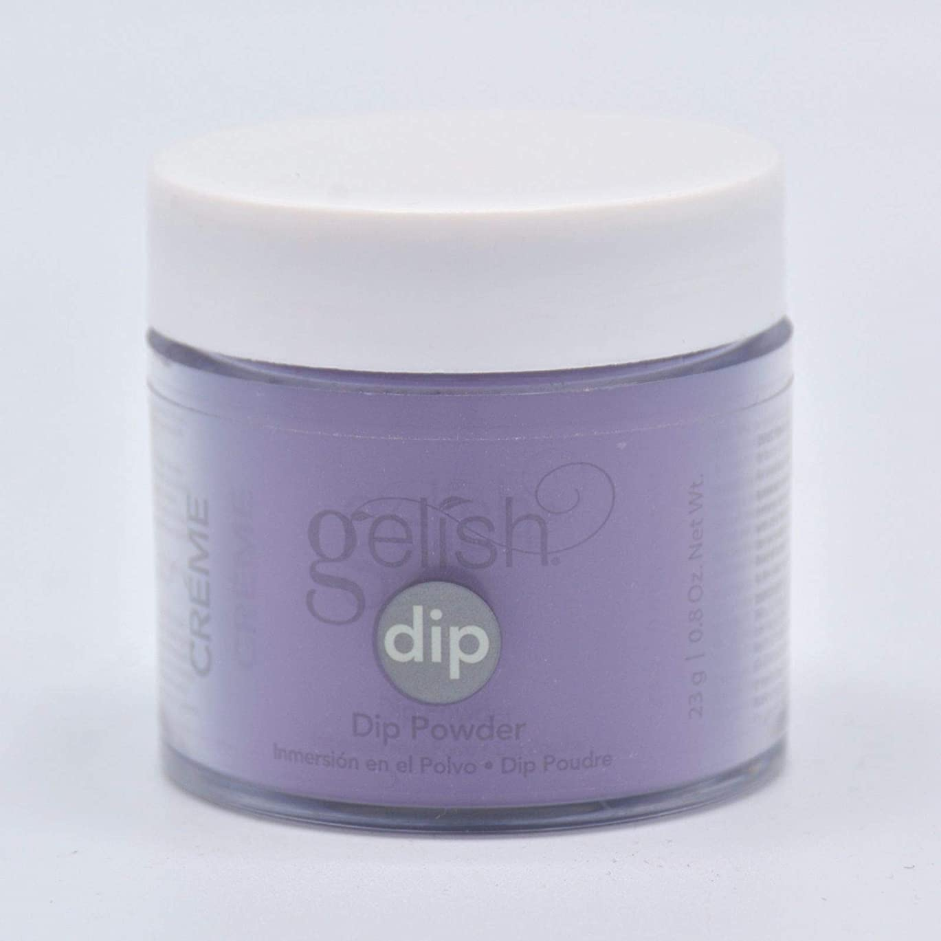 奨励ジェムなすHarmony Gelish - Acrylic Dip Powder - Black Cherry Berry - 23g / 0.8oz