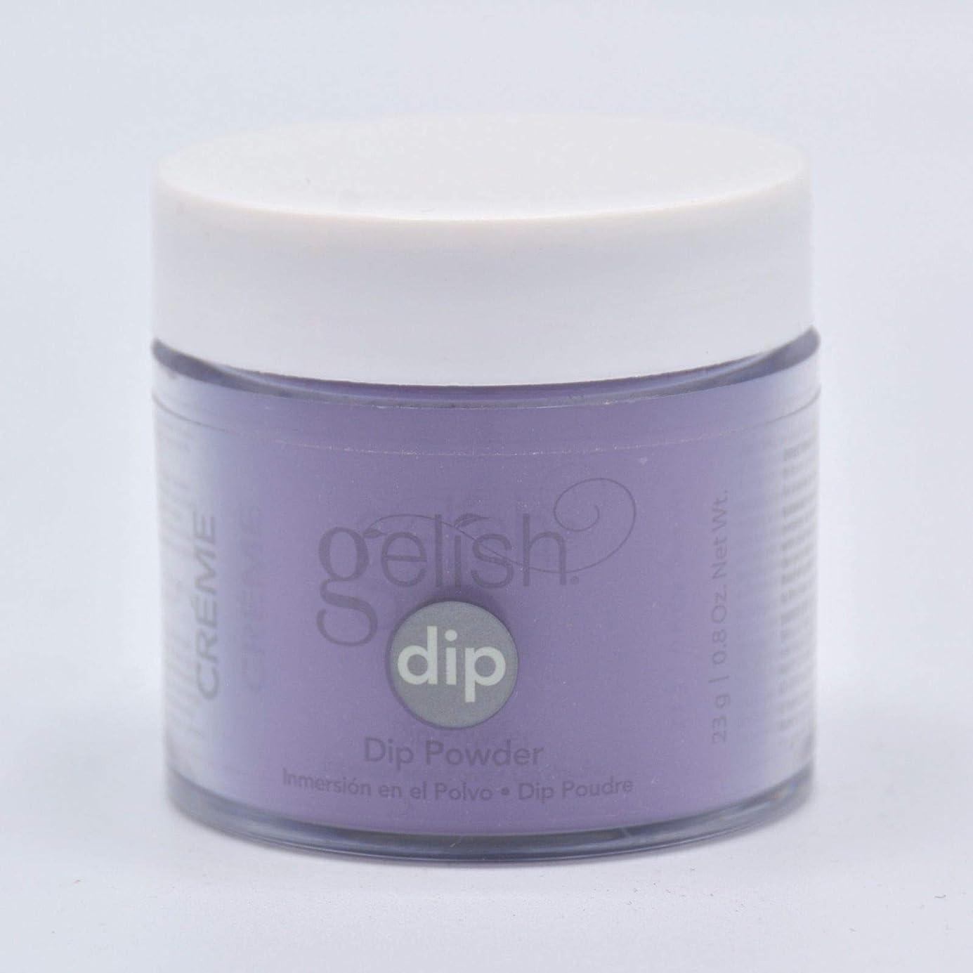 ほとんどの場合知り合い魅力的であることへのアピールHarmony Gelish - Acrylic Dip Powder - Black Cherry Berry - 23g / 0.8oz