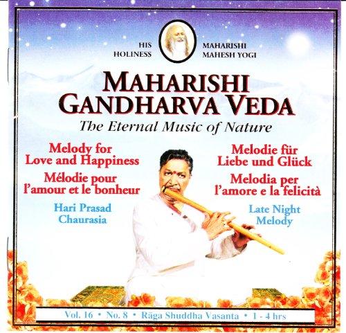 Maharishi Gandharva Veda Musik The Eternal Music ob Nature Melodie für Liebe und Glück von 1.00 Uhr - 4.00 Uhr