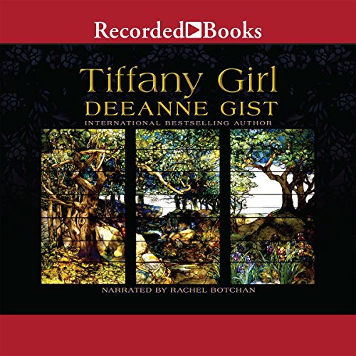 Tiffany Girl audiobook cover art