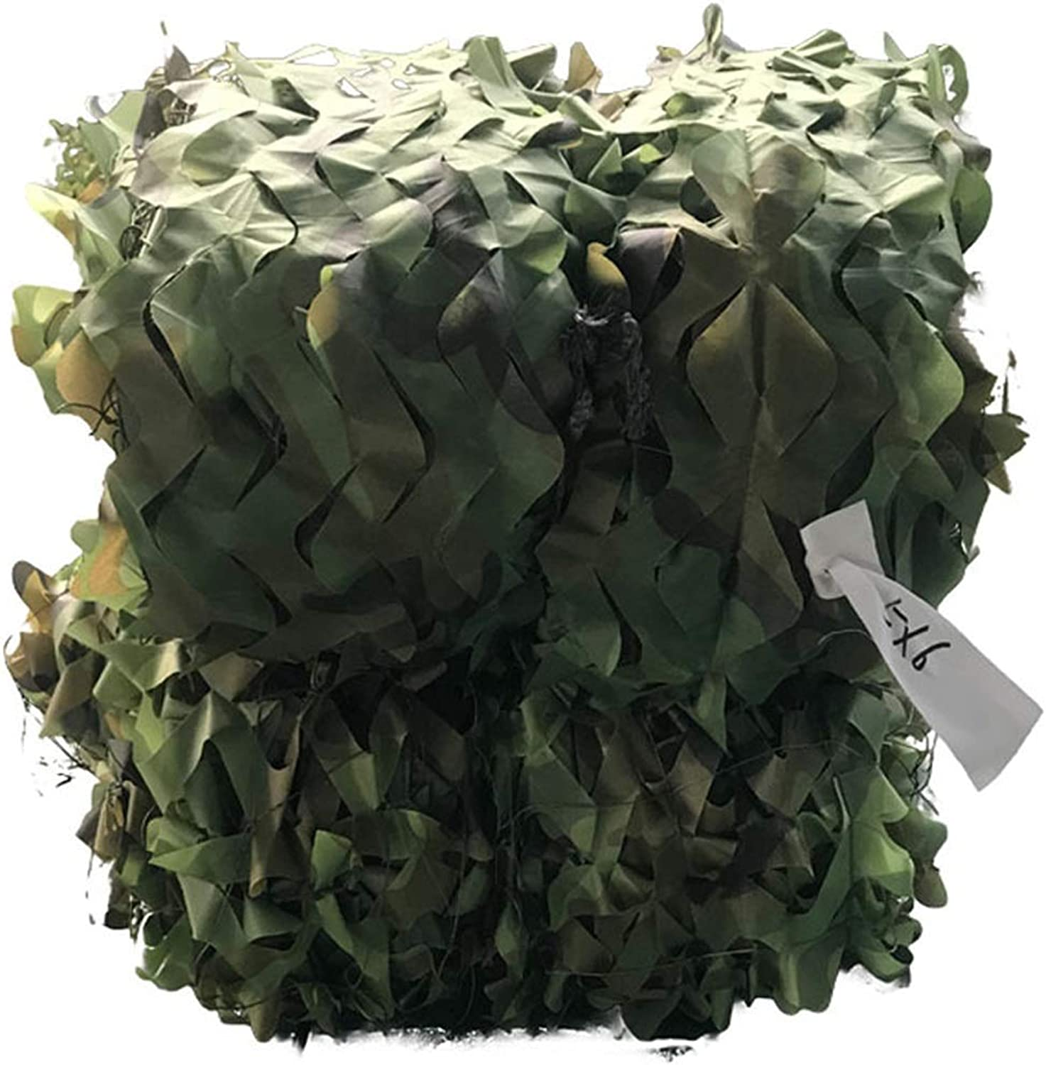 Jungle Mode Camouflage Oxford Double Invisible Shading Net Dust Net Decoration Camping MultiSize Optional