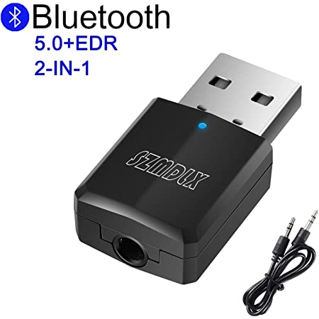 Szmdlx Bluetooth Adapter Transmitter And Receiver Computers Accessories