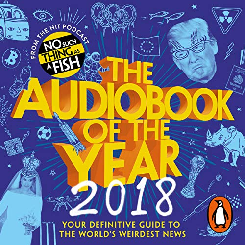 The Audiobook of the Year (2018) cover art