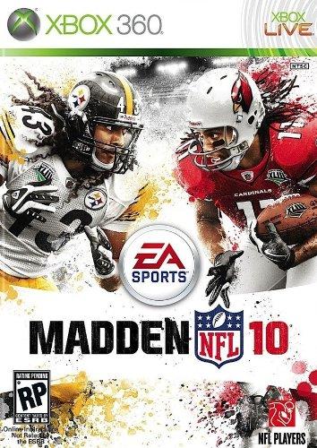 Electronic Arts Madden NFL 10, Xbox 360 - Juego (Xbox 360)
