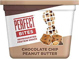 Perfect foodsPerfect Foods Perfect Bites Refrigerated Protein Snack Chocolate Chip Peanut Butter (Pack of 8), 4.23 Ounce
