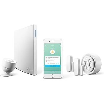 Wink Lookout Smart Security Starter Kit with Wink Hub 2, Motion Sensor, Siren & Chime, Door/Window Sensors