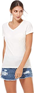 ICONIC T-Shirt for Women - Ivory