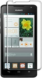 Funnytech_ - Cristal templado para Huawei Ascend Y530. Protector de pantalla transparente para Huawei Ascend Y530. Vidrio ...