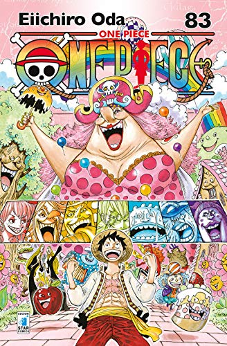 One piece. New edition: 83