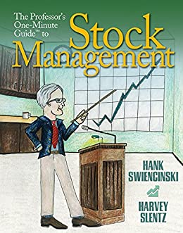 The professor's one-minute guide to stock management Cover Art