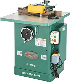 Grizzly Industrial G1026-3 HP Shaper