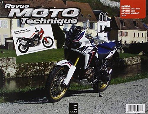 E.T.A.I - Revue Moto Technique 185 - HONDA CRF1000L AfricaTwin - 2016