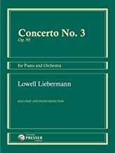 Concerto No. 3 (for Piano and Orchestra, Piano Reduction)