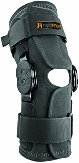 Sponsored Ad - Rapid Knee 150 (front wrap-on knee wrap with comfort fit elastic) - XL