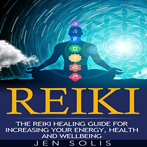 Reiki cover art