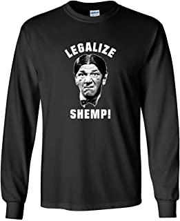 legalize shemp shirt