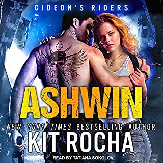 Ashwin audiobook cover art