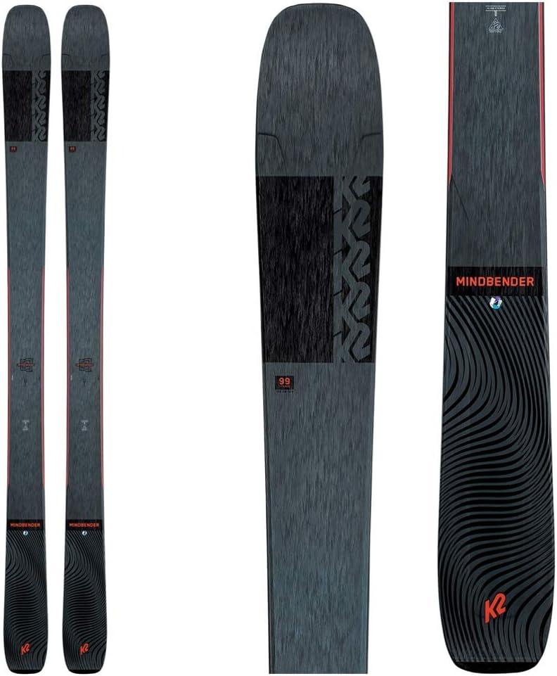K2 Mindbender 99 Ti 2021 Ranking TOP12 Skis Ranking TOP16