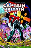 Captain Britain - La fin du monde