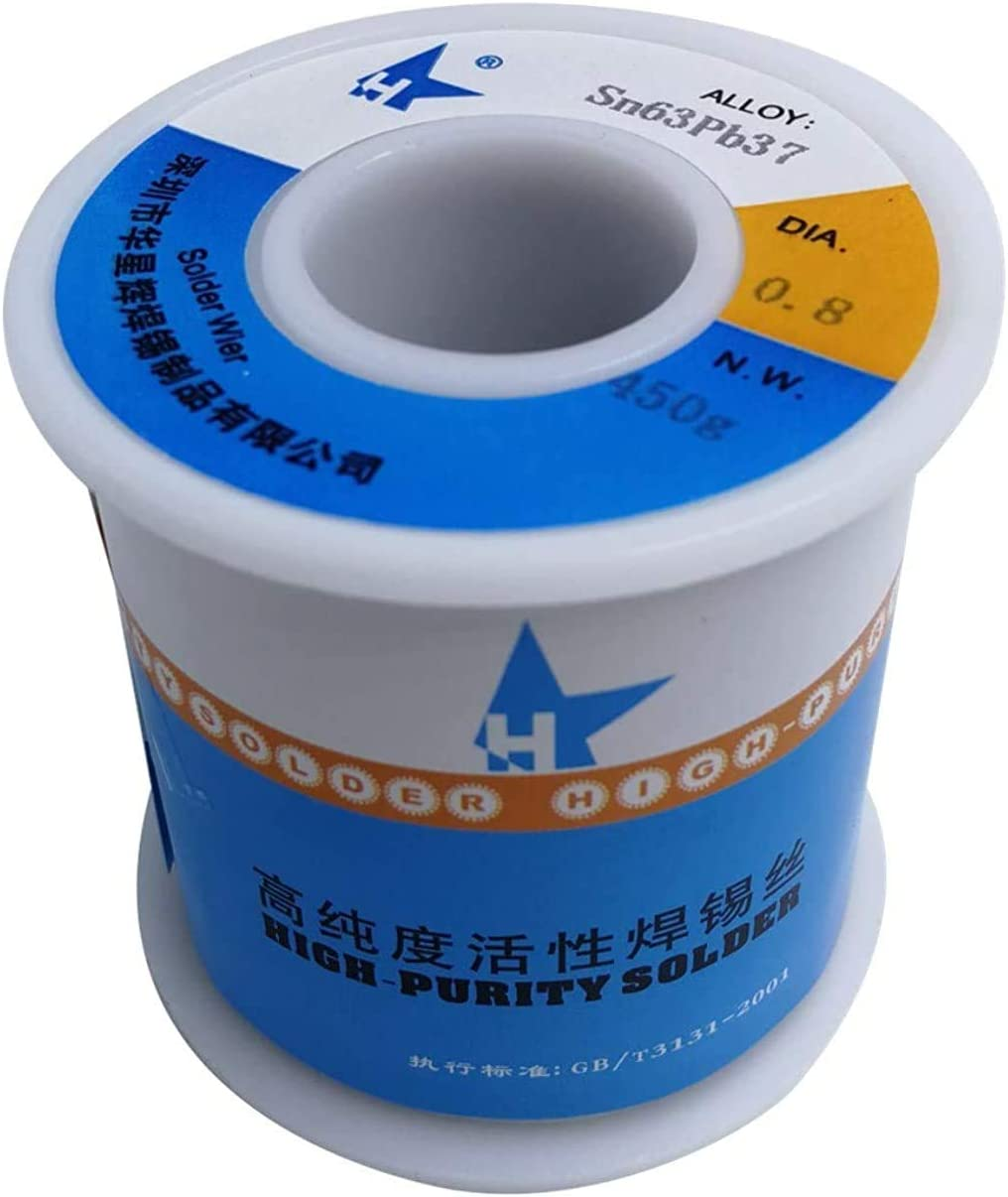 Sn63Pb37 Solder Wire Very popular 63 37 Tin Lead with Ele Superlatite Core Flux for Rosin