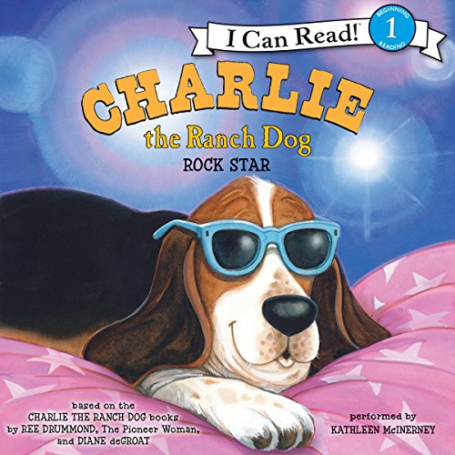 Charlie the Ranch Dog: Rock Star audiobook cover art
