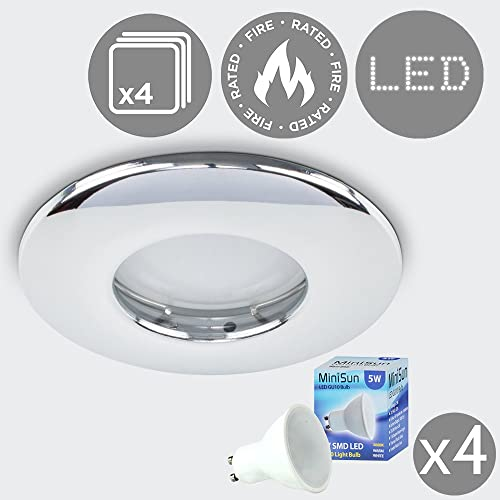 Cool Led Bathroom Downlights Amazon Co Uk Wiring Database Denligelartorg