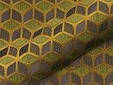 Möbelstoff Dustin FR Muster Abstrakt Farbe grün als