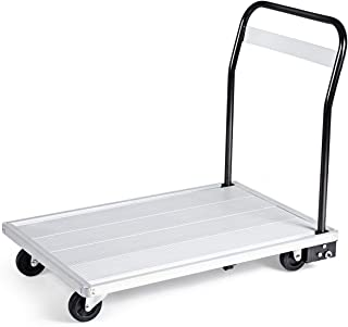 Best heavy duty flatbed cart Reviews