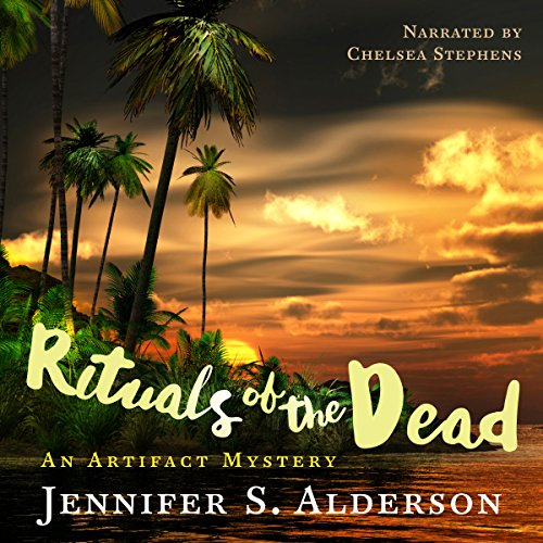 Rituals of the Dead: An Artifact Mystery audiobook cover art