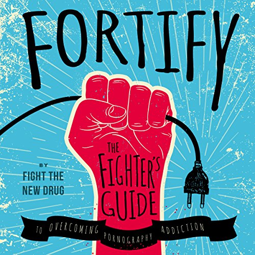 Fortify audiobook cover art