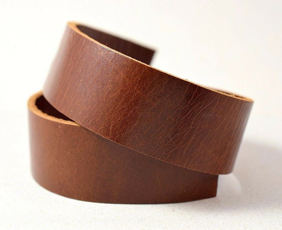 1 Pc of Genuine Brown Leather 1311W Bag Discount is also underway unisex 5 Strap Yards