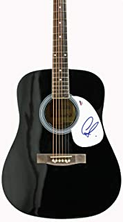 maroon 5 signed guitar