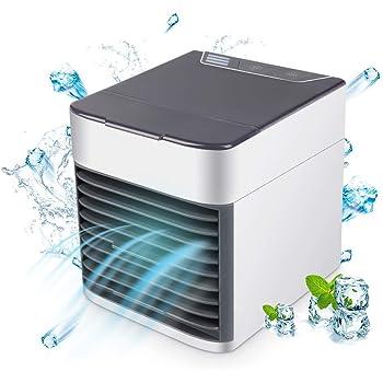 AZOREX Mini Aire Acondicionado Portátil Enfriador USB 10W ...