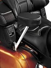 Show Chrome Passenger Armrests BLK for Honda GL1500 Goldwing
