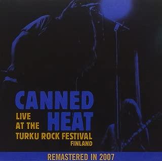 Live at the Turku Rock Festival /Finland 1971