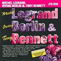Karaoke: Michael Legrand - Irving Berl by Michael Legrand (2011-04-12)