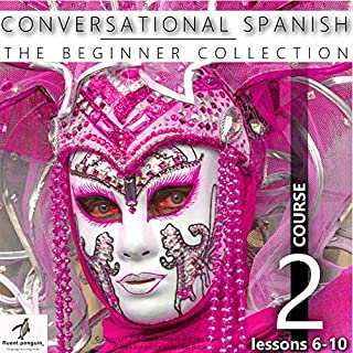 Conversational Spanish - The Beginner Collection cover art