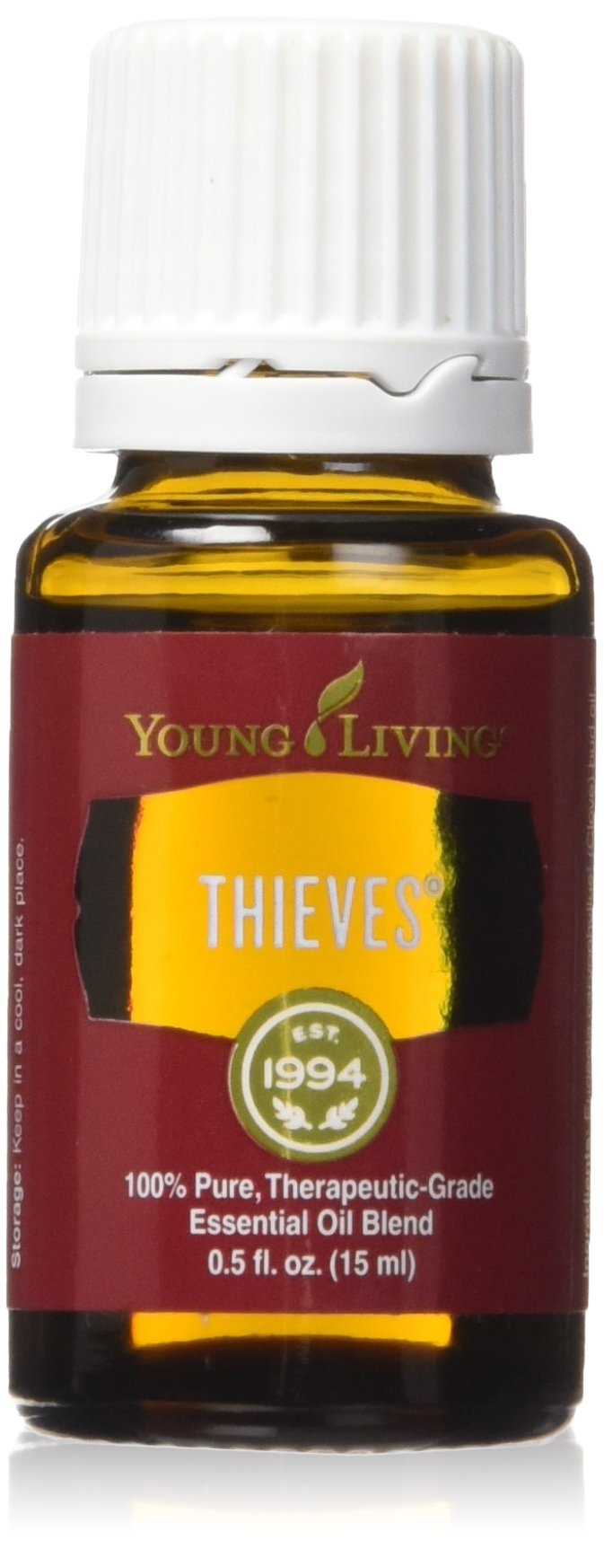 Amazon Com Thieves Essential Oil By Young Living 15ml Beauty