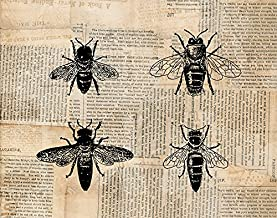 the bee antique newspaper
