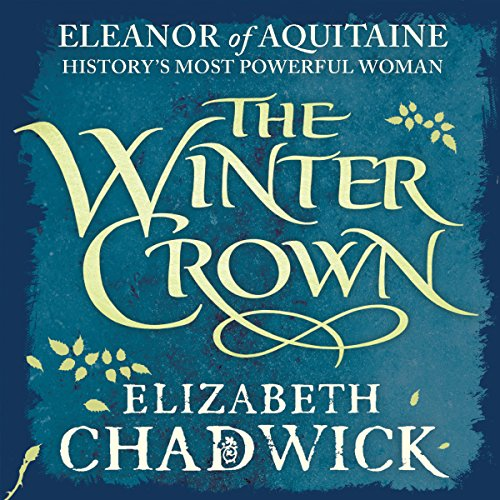 The Winter Crown audiobook cover art