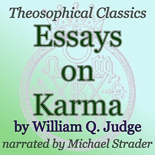 Essays on Karma cover art